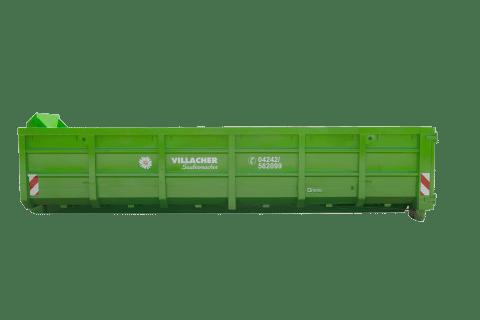 Abrollcontainer 18m³ offen vom Villacher Saubermacher