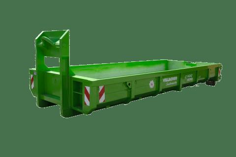 Abrollcontainer 8m³ offen vom Villacher Saubermacher