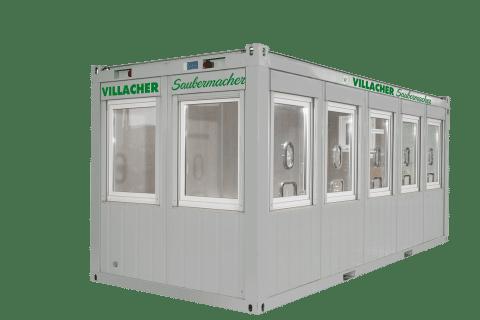 Kassen-Container vom Villacher Saubermacher zum Kaufen oder Mieten