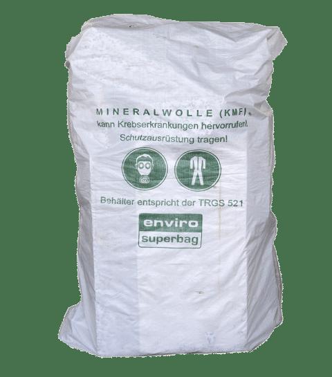 Big Bag vom Villacher Saubermacher (KMF 1 m³)