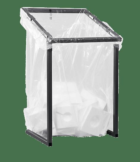 Styroporsack vom Villacher Saubermacher
