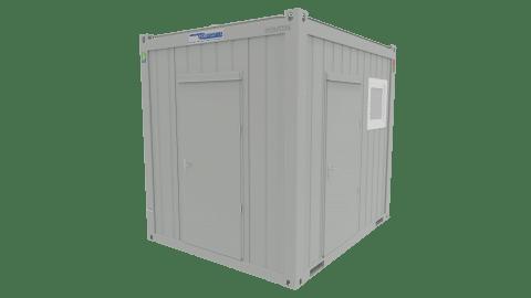 WC-Container Handicap (10ft) vom Villacher Saubermacher